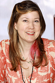 """Author photo. Author Maureen Johnson at the 2019 Texas Book Festival in Austin, Texas, United States. By Larry D. Moore, CC BY-SA 4.0, <a href=""""https://commons.wikimedia.org/w/index.php?curid=84646855"""" rel=""""nofollow"""" target=""""_top"""">https://commons.wikimedia.org/w/index.php?curid=84646855</a>"""