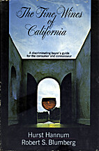 The fine wines of California by Robert S.…