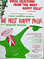 Vocal Selections From The Most Happy Fella…