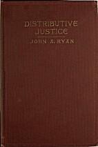 Distributive Justice by John A. (John…