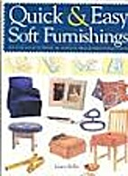Quick And Easy Soft Furnishings by Janice…