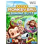 Wii Super Monkeyball Banana Blitz