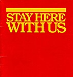 Stay Here With Us by Rebecca Baird