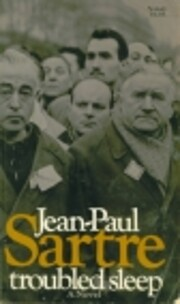 Troubled sleep by Jean-Paul Sartre
