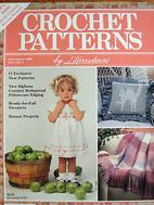 Crochet Patterns July / August 1989 Vol. 3…