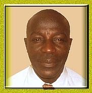 """Author photo. Ikechukwu Joseph,author of """"Discovering Yourself"""""""