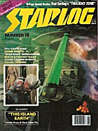Starlog Number 15--August 1978 by Howard…