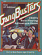 Gangbusters: Rule Book: 1920 Role-Playing…