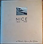 Nice 1863-1900