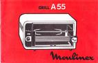 Moulinex Grill A55 by Moulinex
