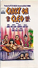 Carry On Cleo [1964 film] by Gerald Thomas