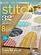Interweave Stitch Spring 2015 by Amber Eden