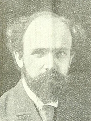 Author photo. Image from <b><i>The Review of Reviews for Australasia</i></b> (Nov. 1913)