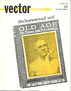 VECTOR: A Voice for the Homophile Community…