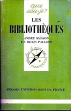 Les bibliothèques by André Masson