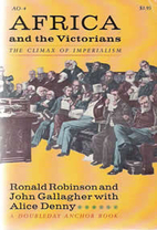 Africa and the Victorians: The Official Mind…