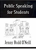 Public speaking for students by Jenny Rudd…