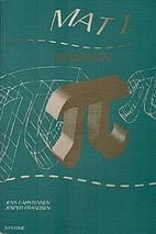 Mat 1, Opgaver by Jens Carstensen