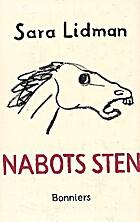 Nabots sten by Sara Lidman