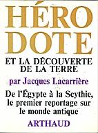 Herodoto y el descubrimiento de la tierra by…