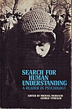 Search for human understanding;: A reader in…