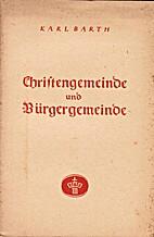 Christengemeinde und Bürgergemeinde by…