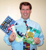 Author photo. Times Media