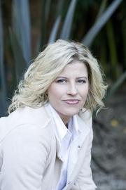 Author photo. Photo by Mark Hanauer