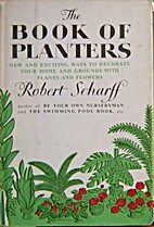 The book of planters by Robert Scharff