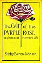 The Cult of the Purple Rose. A Phase of…