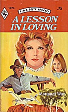 A Lesson in Loving by Margaret Way
