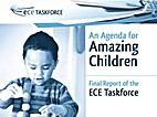 An agenda for amazing children final report…