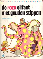 The Pink Elephant with Golden Spots by…