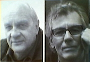 Author photo. Jean-Daniel Baltassat, Bertrand Houette