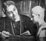 Author photo. Margarete Bieber in 1942 New York