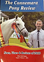 The Connemara Pony Review, Vol 1-2011 by…