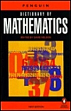 The Penguin Dictionary of Mathematics by…
