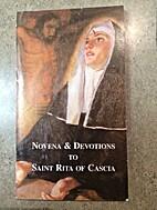 Novena and Devotions to Saint Rita of Cascia…