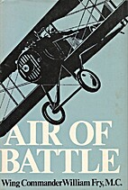 Air of battle by William M Fry