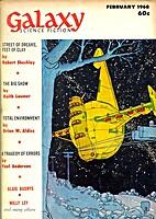 Galaxy Science Fiction 1968 February, Vol.…