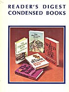 Reader's Digest Condensed Books 1972 v04 by…