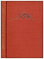 GPH: an informal record of George P. Hammond…