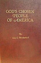 God's Chosen People of America by Zula C.…