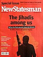 New Statesman, 22 January 2015