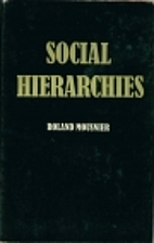 Social Hierarchies, 1450 to the Present by…