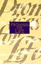 Promises For Life (Contemporary English…