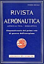 Rivista Aeronautica : Astronautica -…