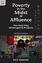 Poverty in the Midst of Affluence: How Hong…