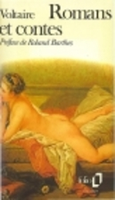 Romans et contes by Voltaire