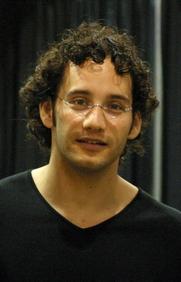 Author photo. Joshua Waitzkin